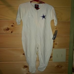 NFL Nike Dallas Cowboys Onesie